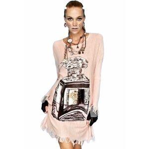 new Lauren Moshi ❤︎ Color Love Potion Mini Dress